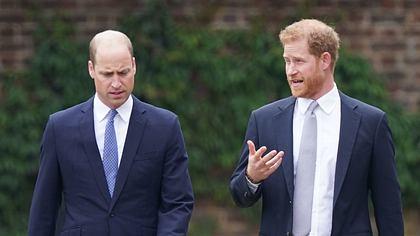 Prinz William und Prinz Harry - Foto: Getty Images