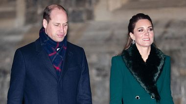Kate und William - Foto: Getty Images