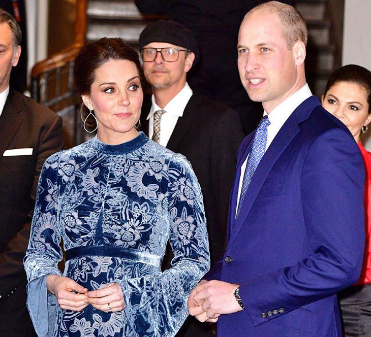 Kate & William: Mega Streit vor der Geburt