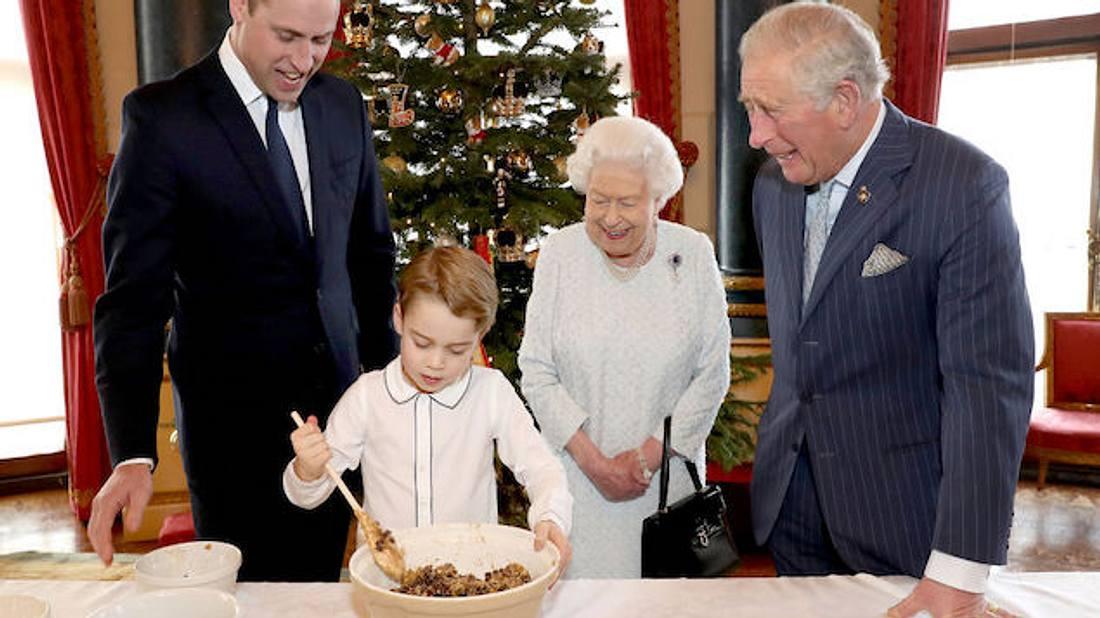 Prinz George: Süße Weihnachts-Fotos begeistern die Fans