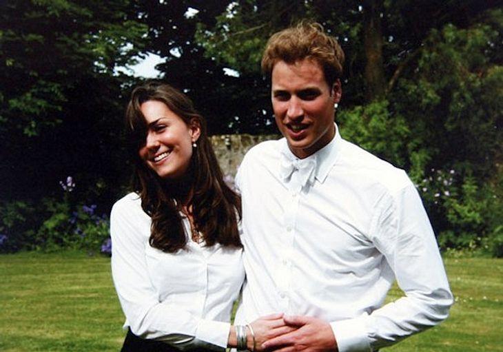 Prinz William & Kate: Romantisches Foto aus ihrer Studentenzeit