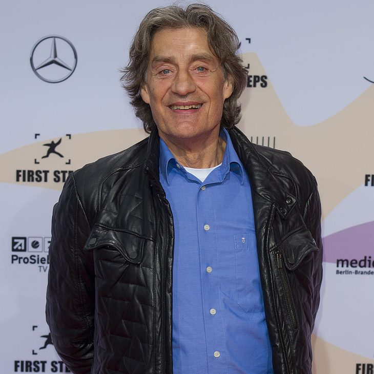Winfried Glatzeder: Ex-Dschungelcamper wird Serien-Star