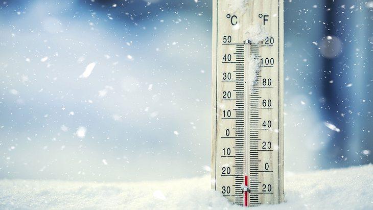 Kälte-Schock: So eisig wird es jetzt in ganz Deutschland!