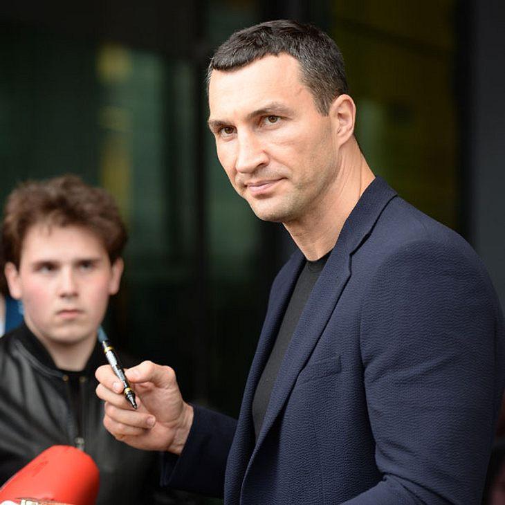 Wladimir Klitschko überrascht nun mit diesem Geständnis