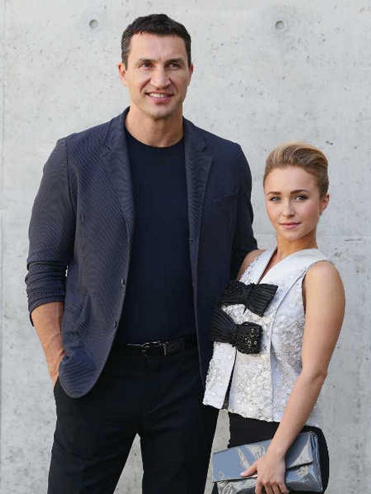 Hayden Panettiere & Wladimir Klitschko sind schwanger!