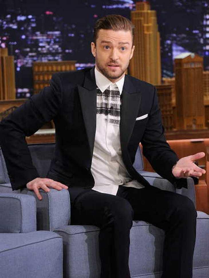 Justin Timberlake und Co: Diese Stars drücken der deutschen Nationalelf morgen die Daumen!