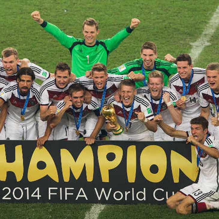 Gänsehaut-Video: Die WM 2014 in 246 Sekunden!