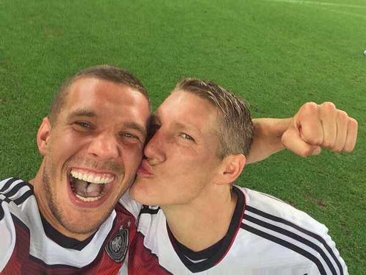 WM 2014: Die besten Weltmeister-Selfies