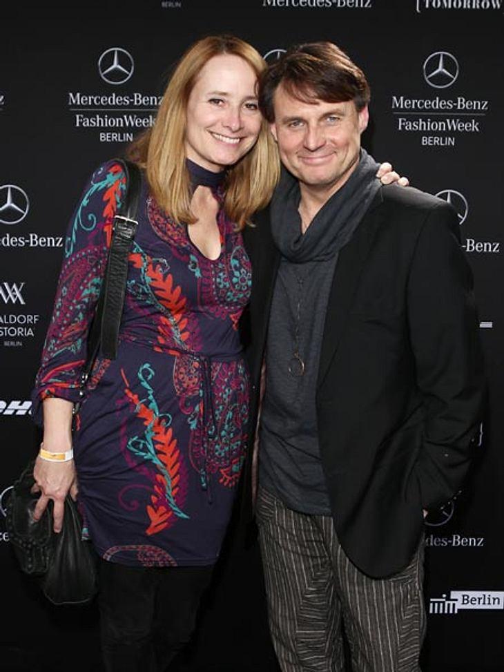 Wolfgang Bahro und seine Frau Barbara