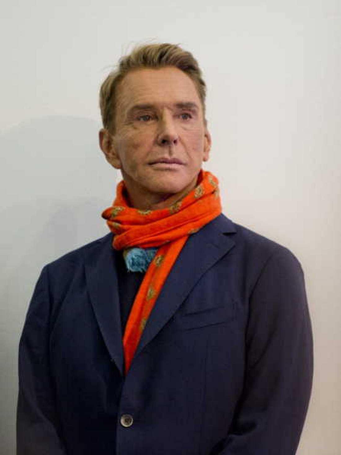 Wolfgang Joop trauert um seinen Hund Lottchen