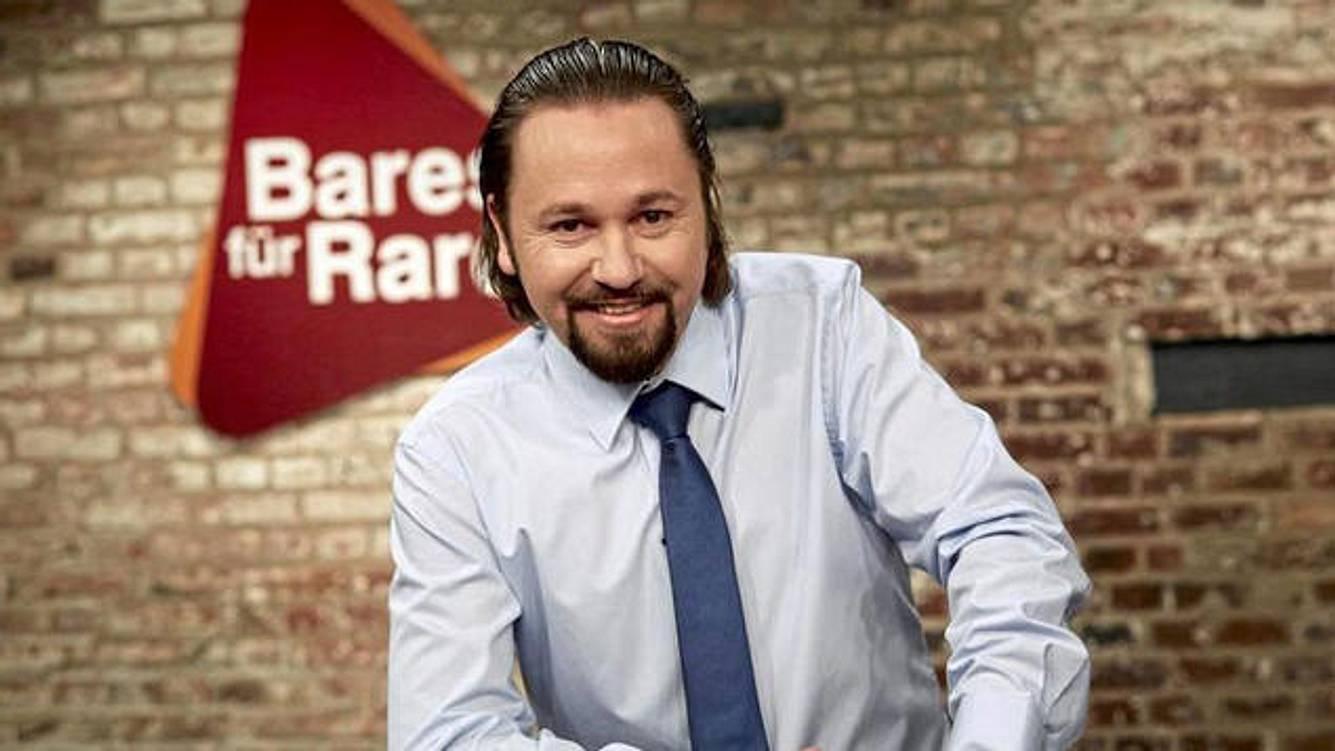 Bares für Rares-Händler Wolfgang Pauritsch
