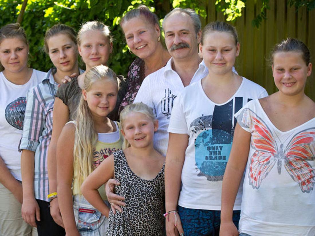 Die vierte Staffel der Wollnys startet am 28.1. 2013 bei RTL II.