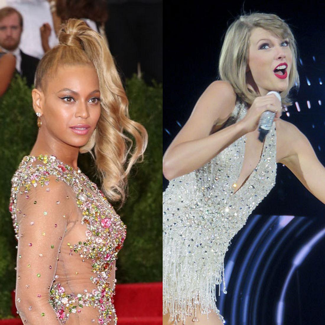 Beoncé oder Taylor Swift