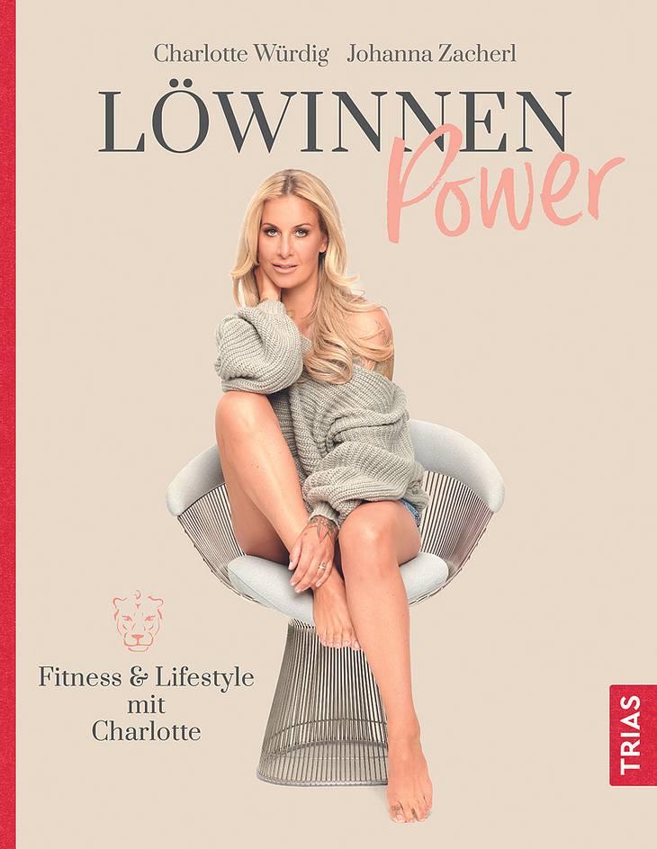 """Charlotte Würdigs Buch """"Löwinnen Power"""""""