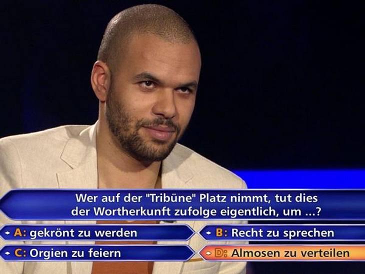 Kandidat Jérôme Adjallé verlor 125.000 Euro