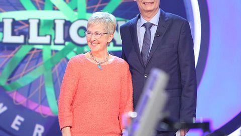 Wer wird Millionär?: So nervös ist Jutta vor der Millionen-Frage - Foto: RTL / Frank Hempel