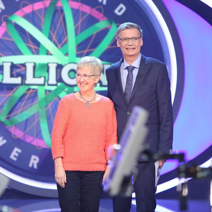 """""""Wer wird Millionär?"""": So nervös ist Jutta vor der Millionen-Frage"""