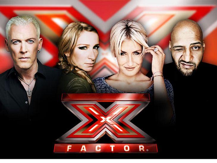 """Die  """"X-Factor""""-Jury der aktuellen Staffel"""