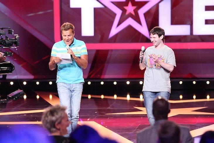 Supertalent-Sensation: Dieser Kandidat überredete den Poptitan zum gemeinsamen Duett auf der Bühne