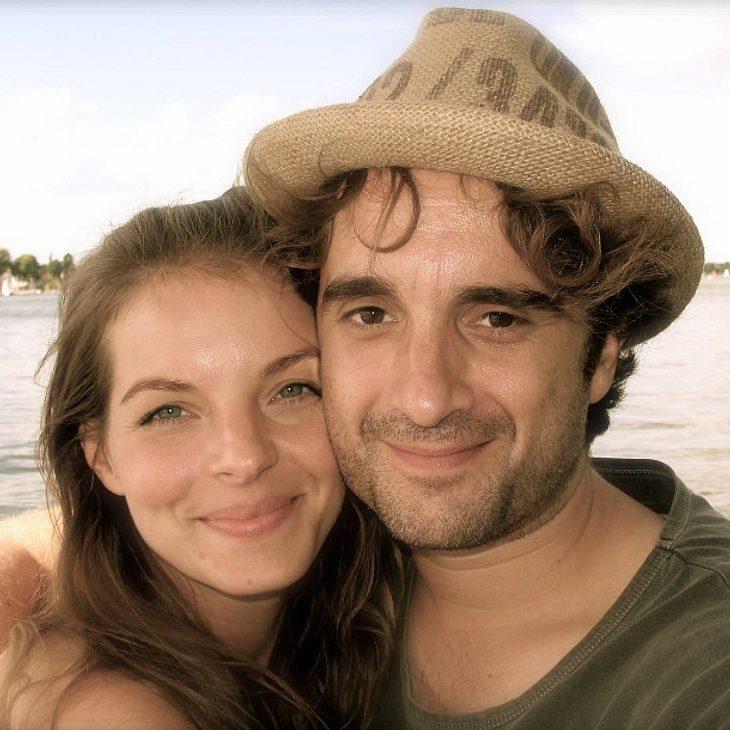 Yvonne Catterfeld und ihr Freund Oliver Wnuk