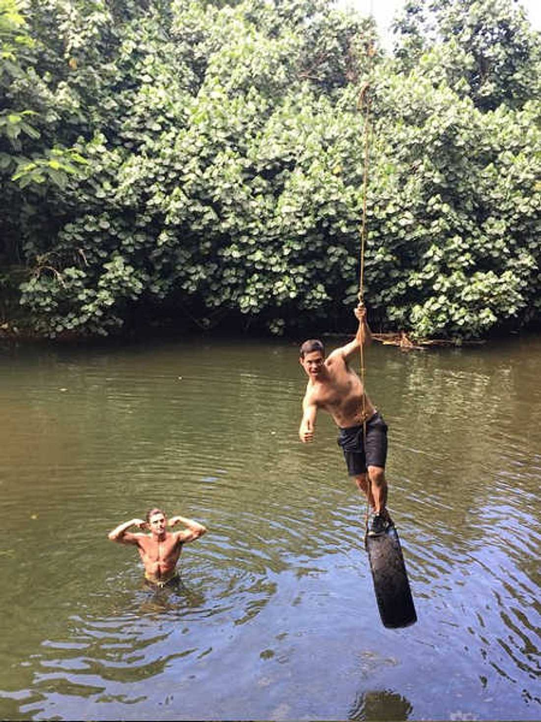 Zac Efron als sexy Tarzan auf Hawaii