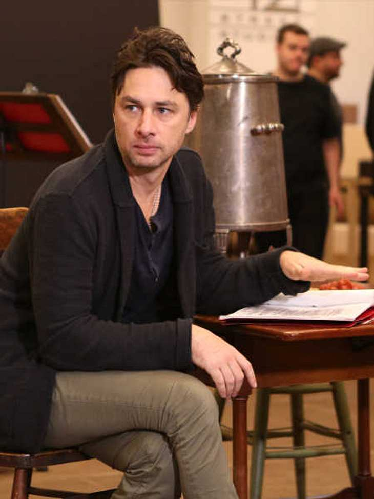 """Scrubs""-Star Zach Braff Trennung von Model-Freundin!"
