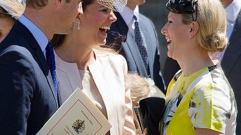 Verplappert: Das Baby von Zara Phillips ist da! - Foto: Getty Images