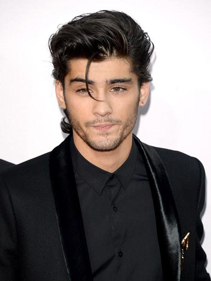 """Zayn Malik arbeitete nach """"One Direction""""-Ausstieg an seinem Solo-Album"""