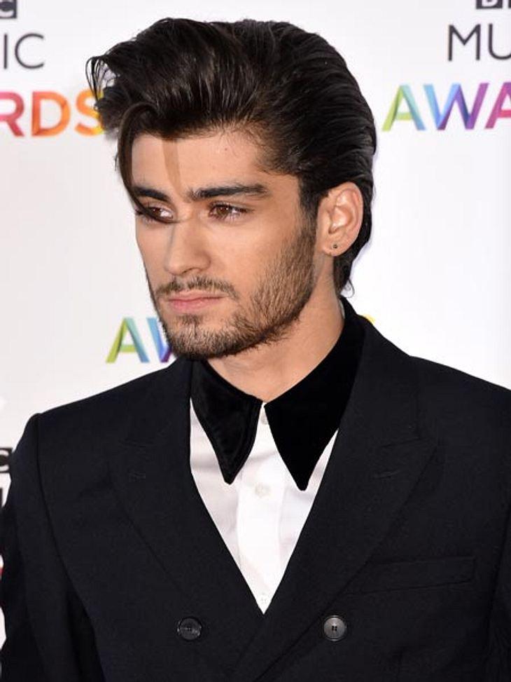 Zayn Malik: Kein Ausstieg...sondern Rauswurf bei One Direction!