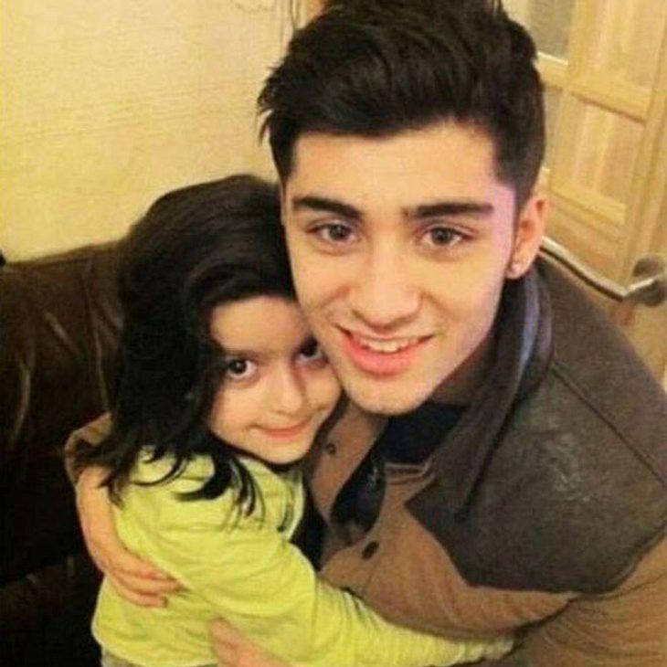 Schock für Zayn Malik: Seine Cousine starb an einem Tumor!
