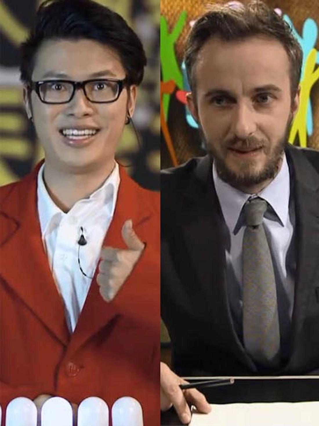 Stefan Raab von ZDF Neo-Moderator Jan Böhmermann verarscht!