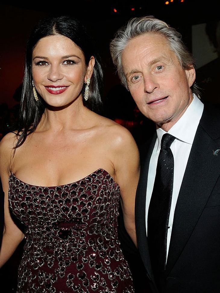 Bekommen Catherine Zeta-Jones und Ehemann Michael Douglas bald ihr drittes gemeinsames Kind?