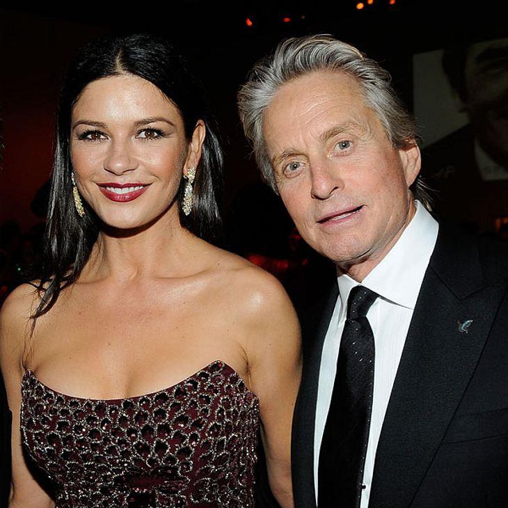 Michael Douglas und Catherine Zeta-Jones sollen wieder zusammen wohnen.