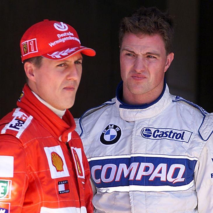 Familie Schumacher: Sie kommen nicht zur Ruhe!