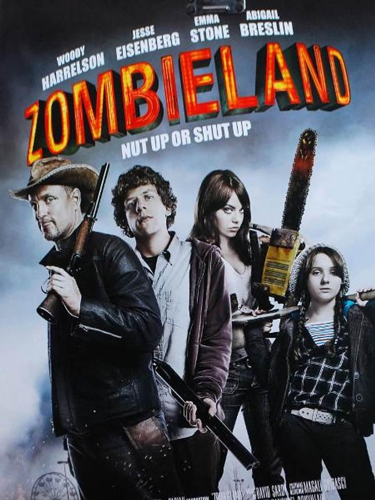 """""""Zombieland"""" geht in Serie"""