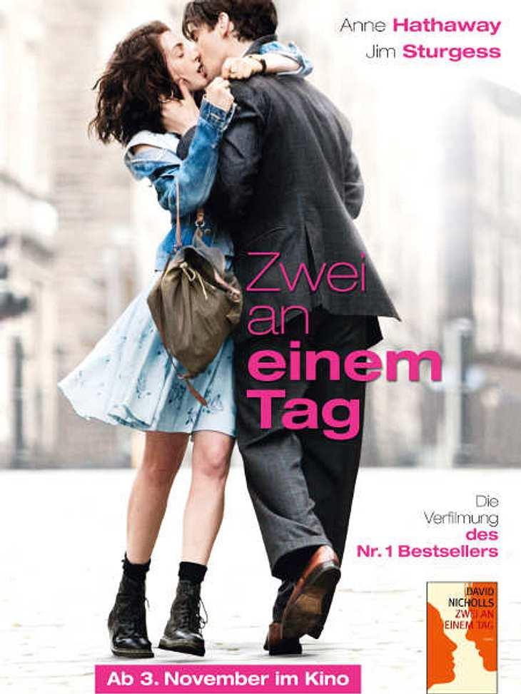 """Unser Kino-Tipp: """"Zwei an einem Tag"""" ab dem 03.11.2011 im Kino"""